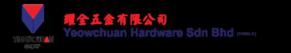 Yeowchuan Hardaware Online Store Logo