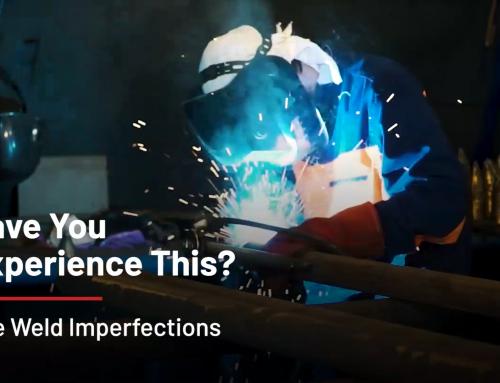 Haveyouexperiencedthis – TheWeldImperfections?