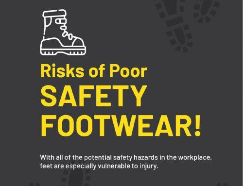 Risks ofPoorSafetyFootwear